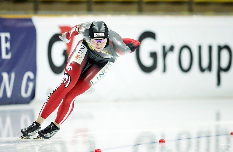 конькобежец, чемпионат мира ***photo preview