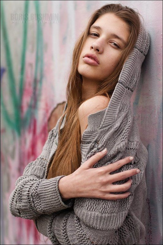 девушка, модель, гламур, борис бушмин * Лиза *photo preview