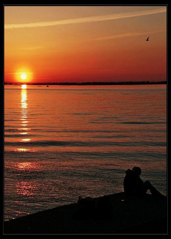 Закат для двоихphoto preview
