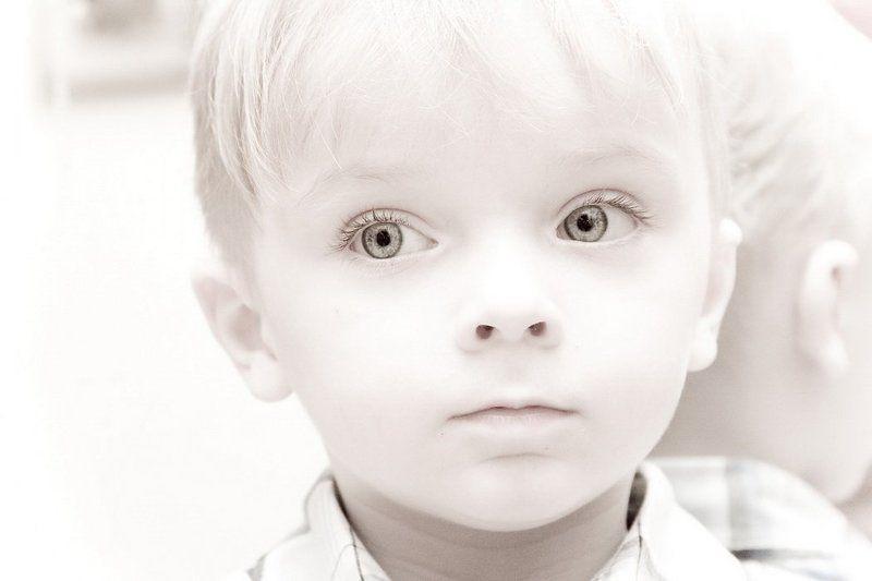 ребёнок, дети, белый, глаза (* )__(* )photo preview