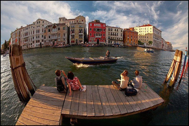 Italy #1 / Canale grandephoto preview