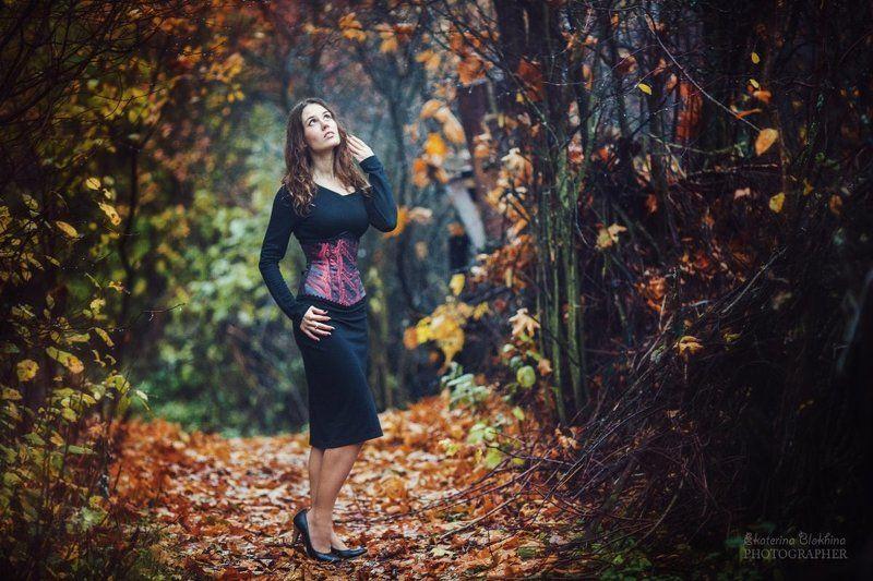 Beautiful, Beautiful girl, Corset, Portrait ***photo preview