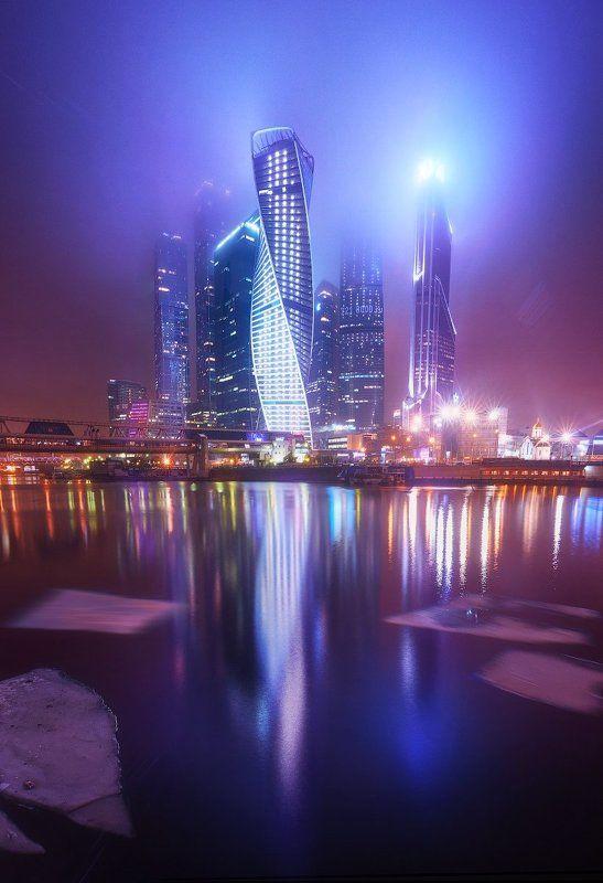 Город, Моска, Москва-сити, Россия, Столица «Москва-Сити»photo preview