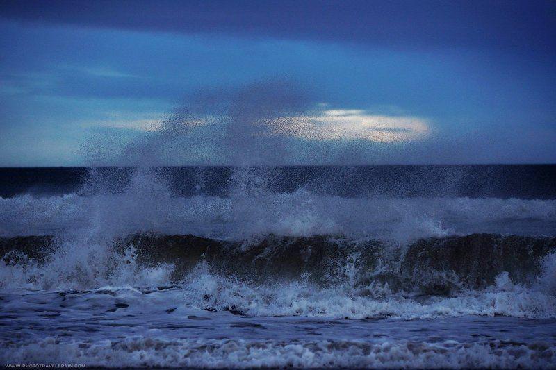 море,шторм,волна, волны,океан,испания, галисия,фототур Штормphoto preview