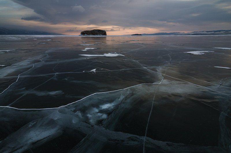 Ледовое путешествие к одному маленькому острову, часть вторая.photo preview