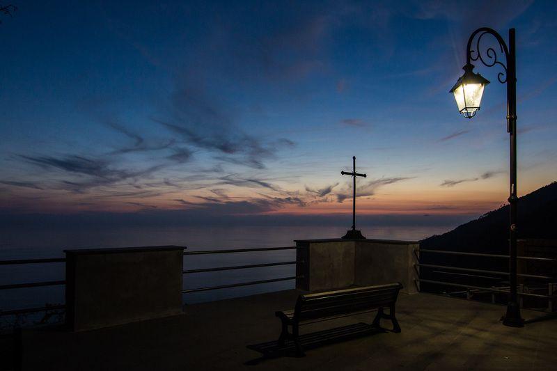 Cinque terre, Italy, Liguria, Sunset, Закат, Лигурия, Чинкве терра Sunset in Liguriaphoto preview