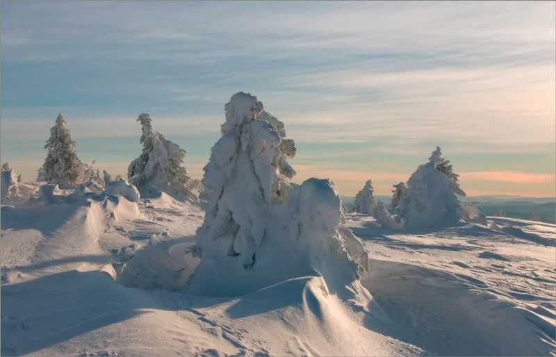 Снежное царствоphoto preview