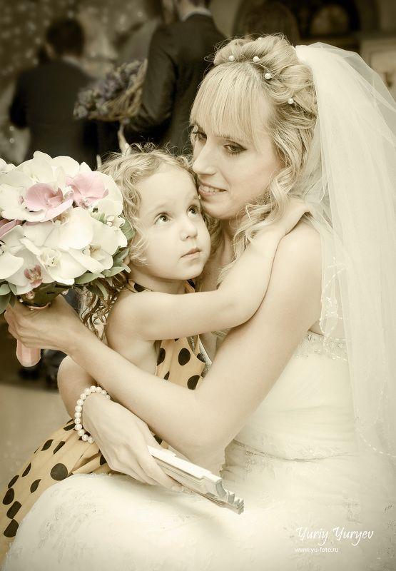 невеста, свадебная фотография, свадьба, юрьев Невесты: настоящее и будущееphoto preview