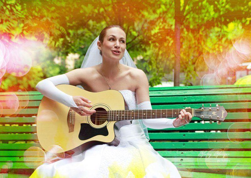 невеста, свадебная фотография, свадьба, юрьев Невестаphoto preview