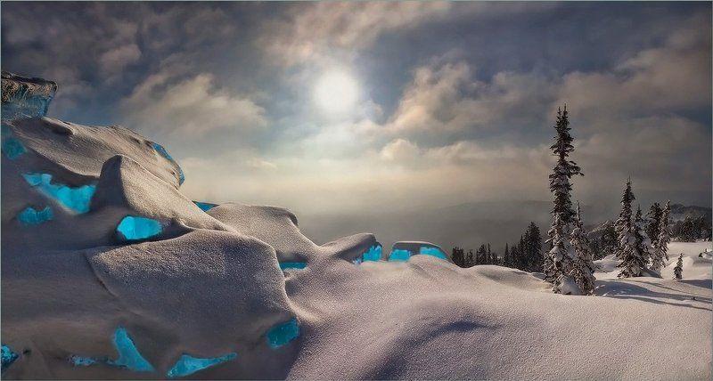 Ледяные сокровища ...photo preview