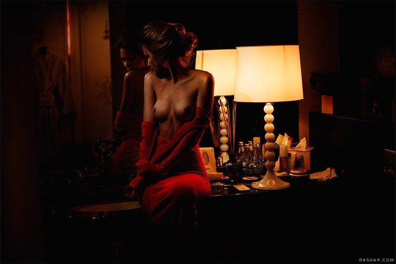 Genre, Nude, Portrait, Rashap, Рашап *****photo preview