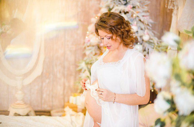 беременная съемка_ожидание чуда ожидание чудаphoto preview