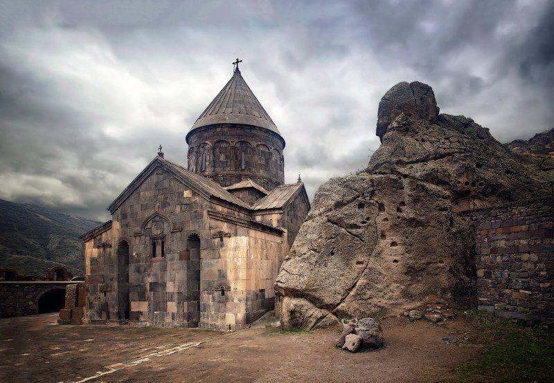 Армения. Монастырь Гегардphoto preview