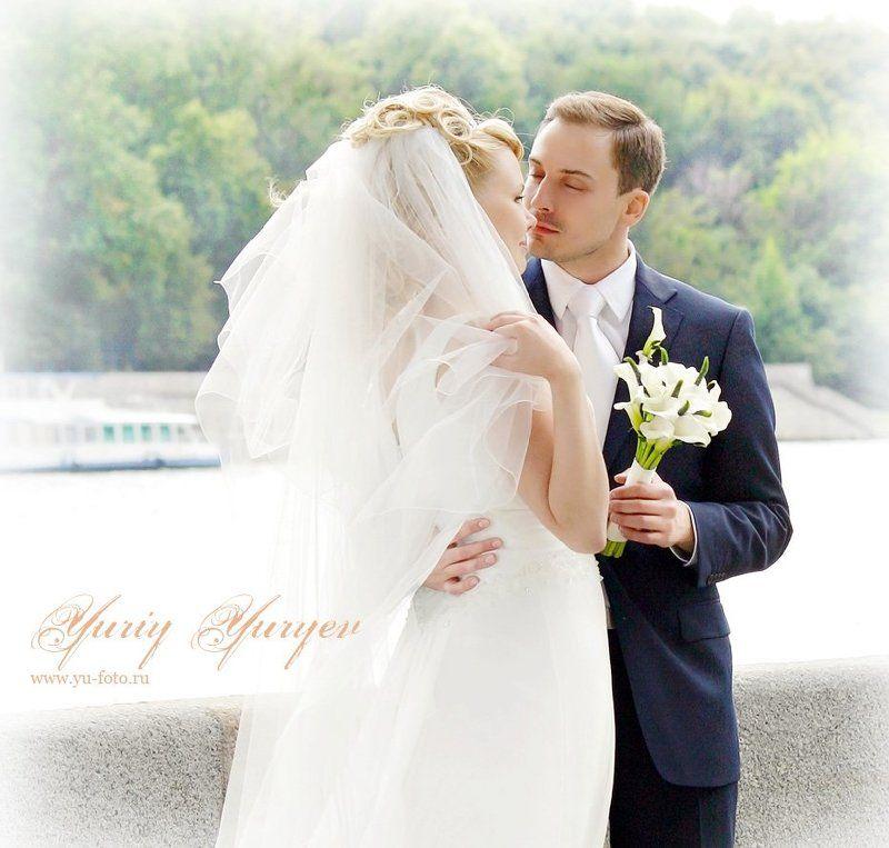жених, невеста, свадебная фотография, свадьба, юрьев Свадебное фотоphoto preview