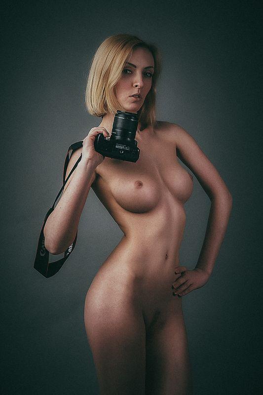 девушка, ню, портрет, фото, красота, тело, студия Sharpshooterphoto preview