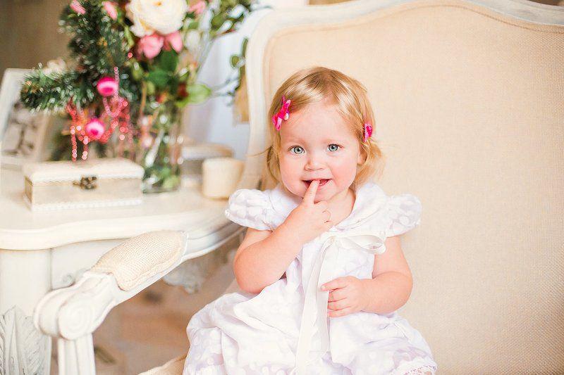 дети портрет малышкиphoto preview
