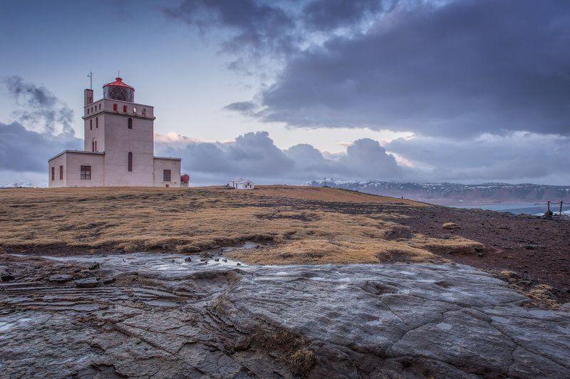 путешествия, Исландия, маяк маякphoto preview