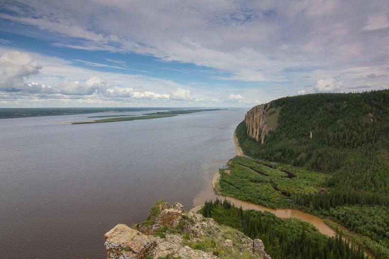 Lena pillars, Yakutia, Ленские столбы, якутия Lena Pillars / Ленские столбыphoto preview