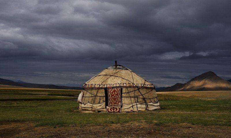 Pamir, Tajikistan, Yurts Nomadic Lifephoto preview