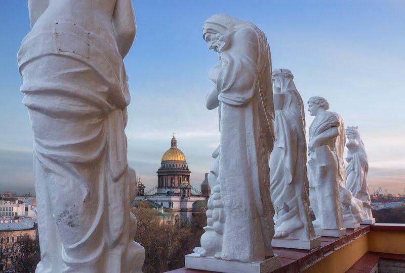 адмиралтейство, Исаакиевский собор photo preview