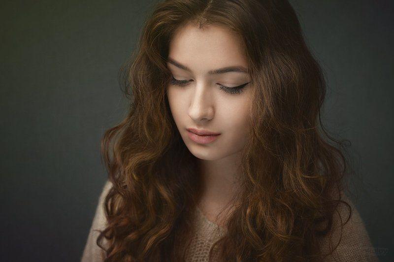 Девушка, Красивая, Студия Доннаphoto preview
