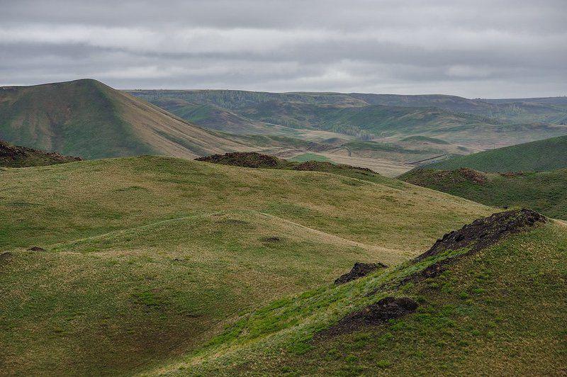 горы, урал, весна, камни Южный Уралphoto preview