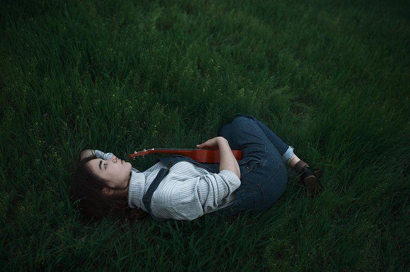 D700, Love, Model, Nikon, Sigma, Sigma 35 mm, Музыка, Портрет ***photo preview