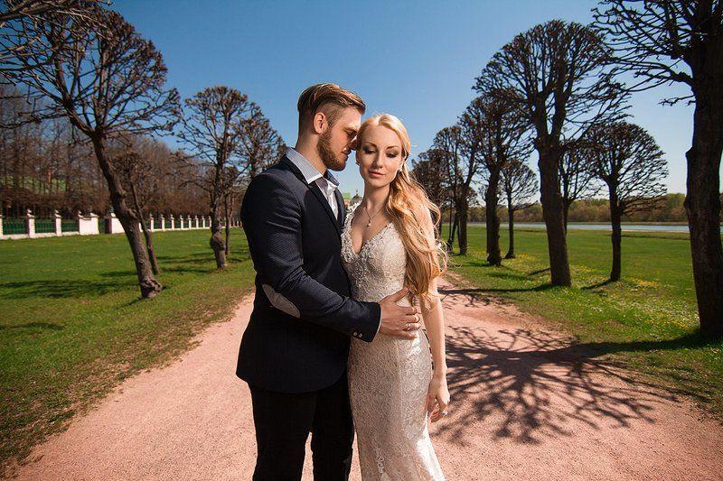 Фотограф на свадьбу Юля и Андрейphoto preview