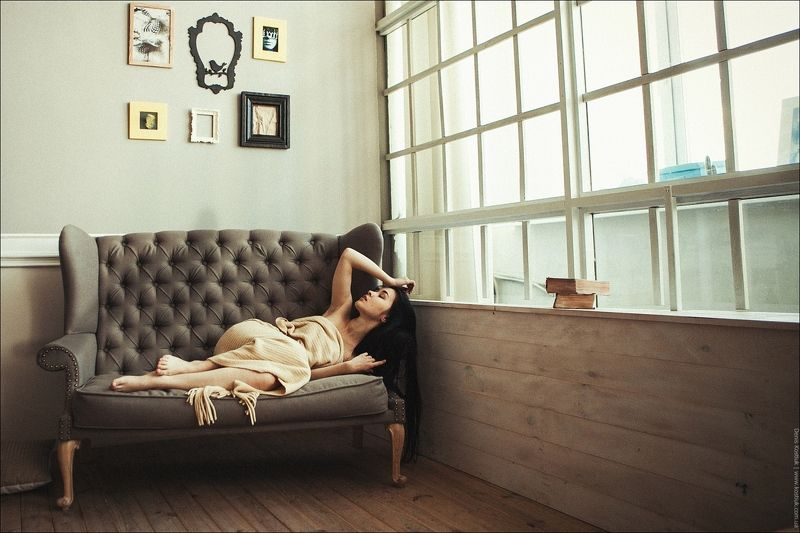 Model, Portrait, Studio Ivaphoto preview