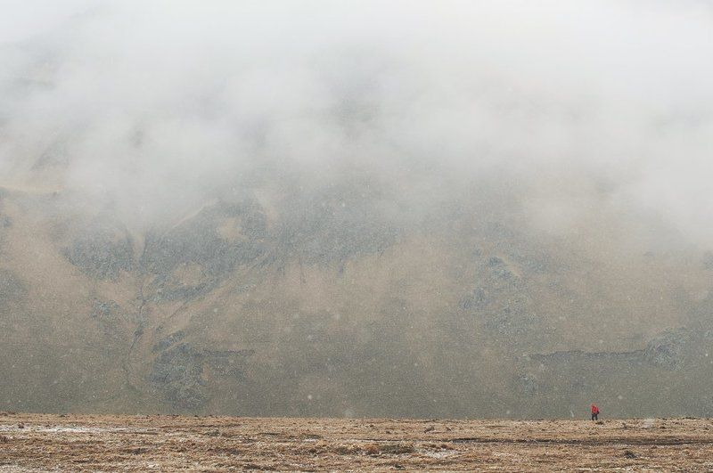 горы, эльбрус Эльбрус с севераphoto preview