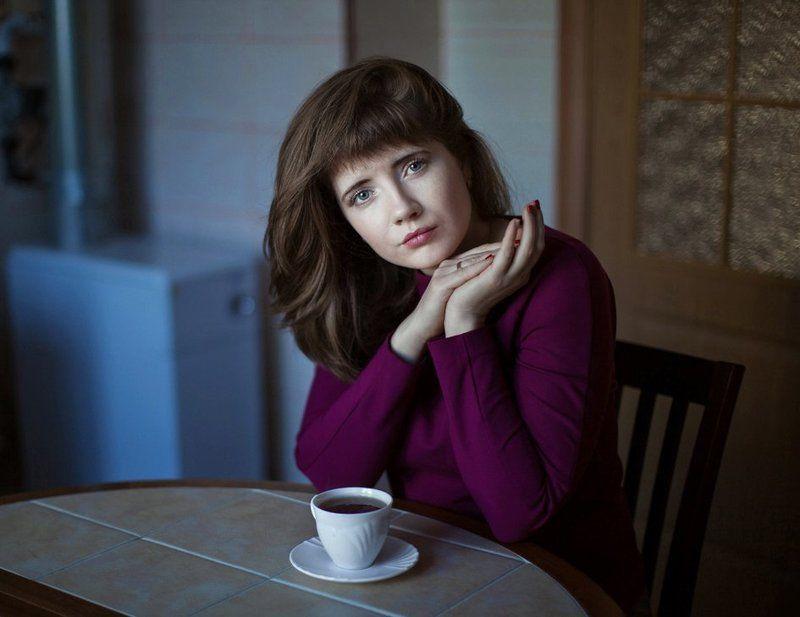 Портрет, Портрет девушки Наташаphoto preview