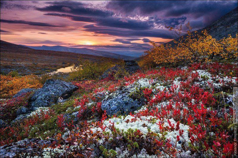 Хибины, Khibiny ~ Хибинская сокровищница ~photo preview