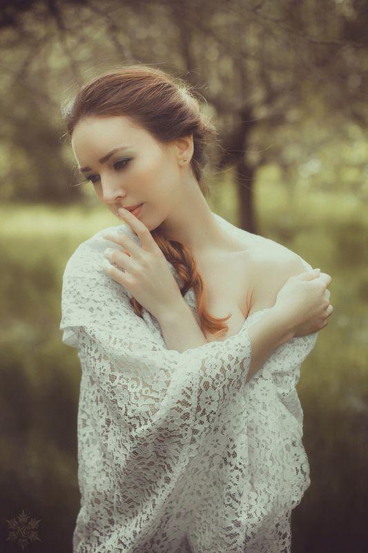 весна, девушка, красота, нежность Mariaphoto preview