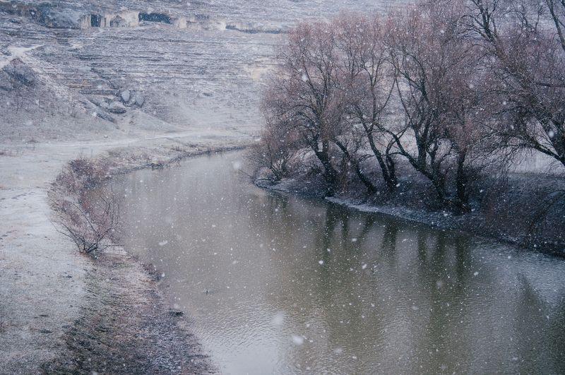 природа, зима, снегопад, реут, молдова ***photo preview