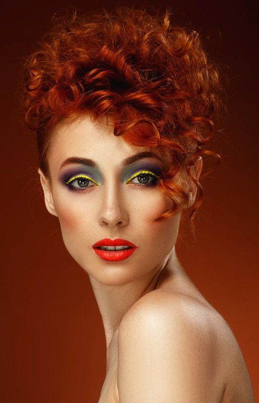 fashion, portrait, beauty, makeup, women Anastasiyaphoto preview