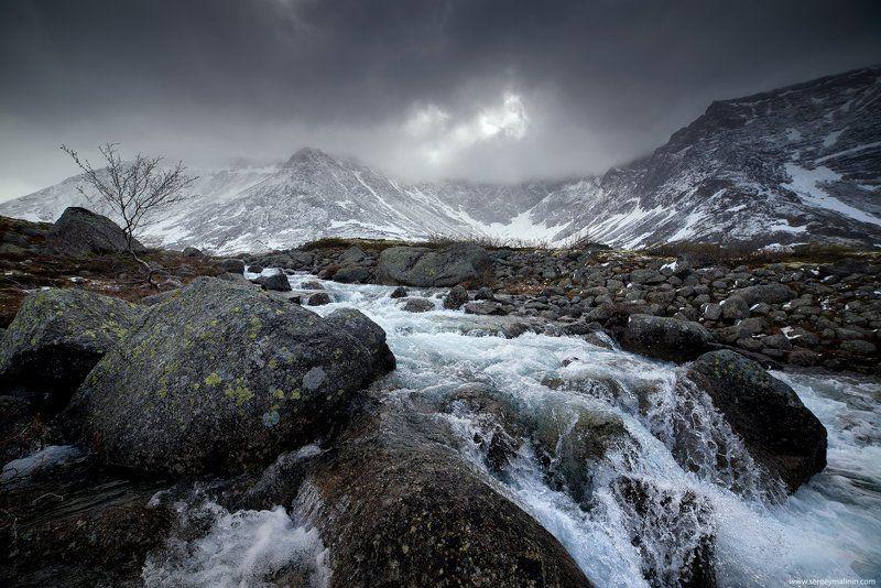 хибины, горы, khibiny, mountains, кольский Хибинское летоphoto preview