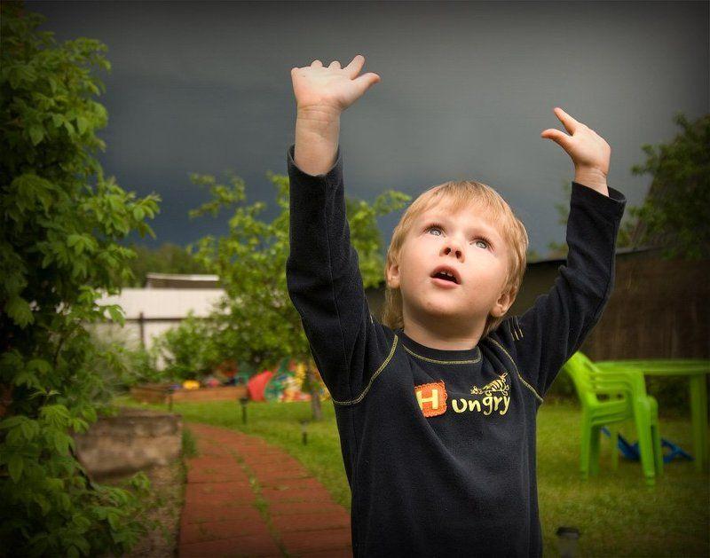 Кажется дождь начинается...photo preview