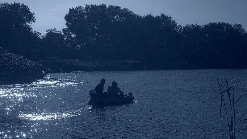 лагутник, дон, полдень, лето Полуденная рекаphoto preview