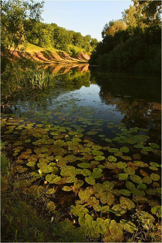 река, уршак, башкирия *photo preview