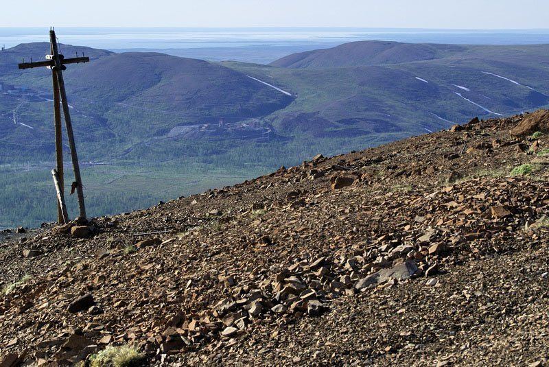 талнахские горыphoto preview
