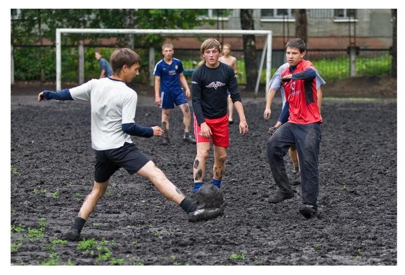 матч состоится в любую погоду ...photo preview