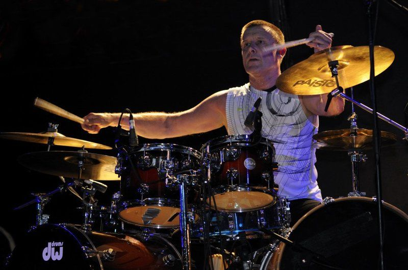 Carl Palmer. И замер звук...photo preview