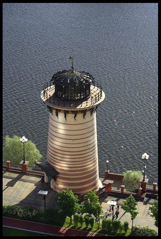 Городской маяк.photo preview