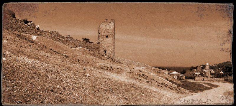 Старая крепостьphoto preview