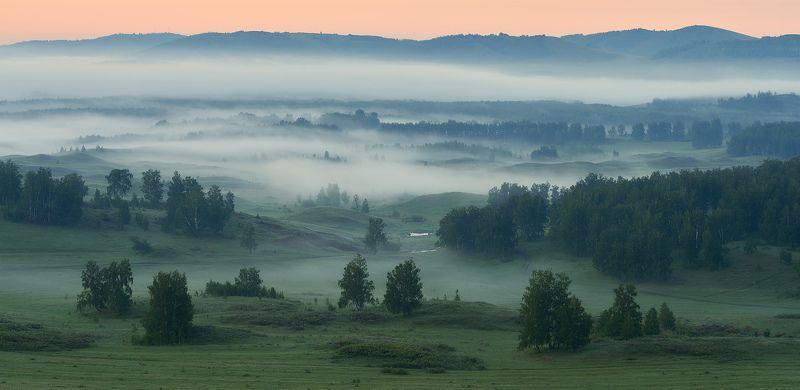 пейзаж Башкирия SONY A7R Утренняя негаphoto preview