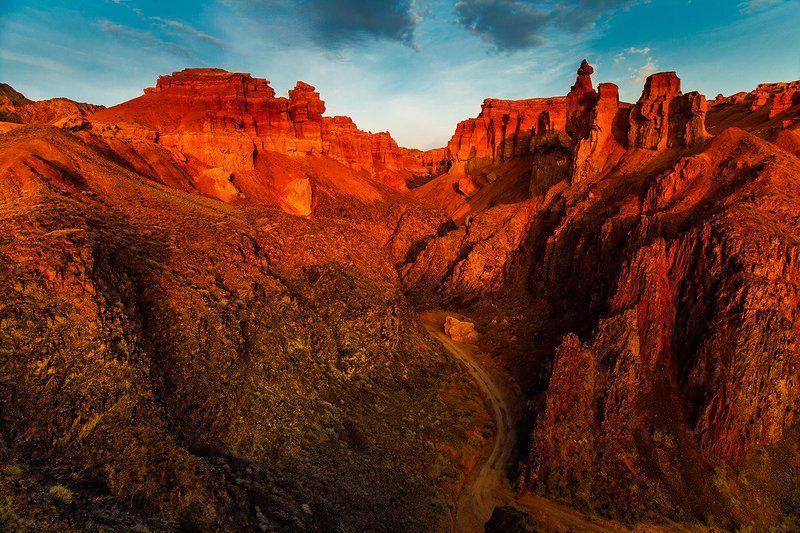 Чарынский каньон, Казахстанphoto preview