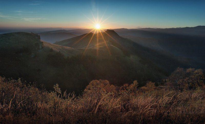 Гора Шапка, Рассвет photo preview