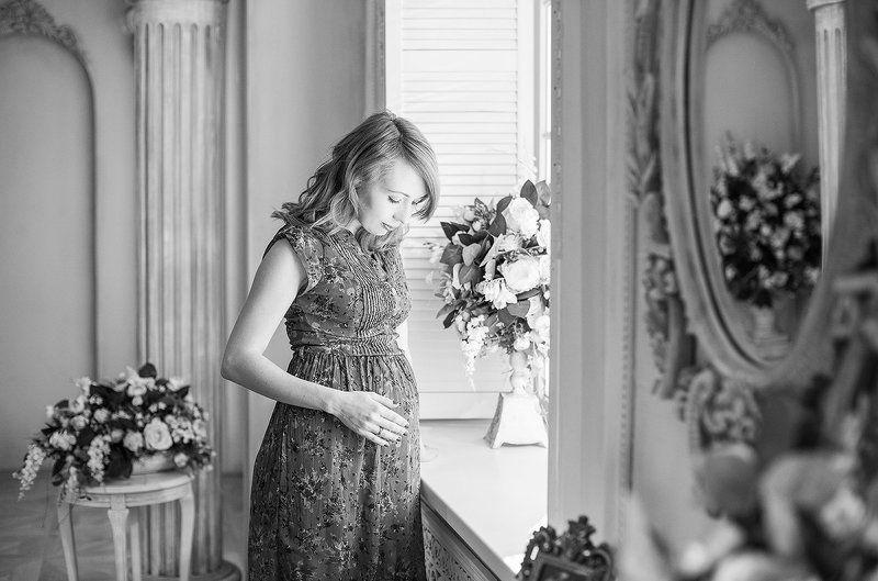 беременная, в ожидании чуда, будущая мама ожидание чудаphoto preview