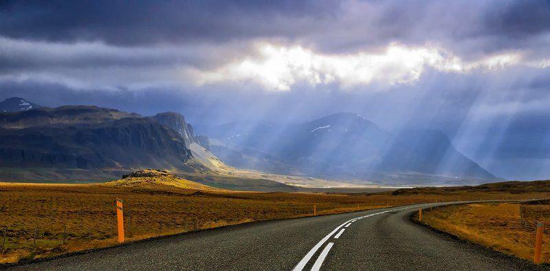 Дороги Исландииphoto preview
