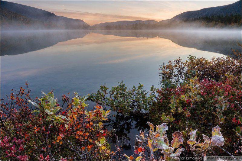 Хибины, Khibiny ~ Хибинское зеркало ~photo preview